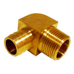 Brass Spacer Nuts
